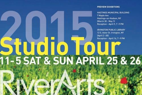 Studio Tour 2015
